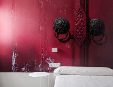 Fotografía del interior de los Apartamentos turísticos D