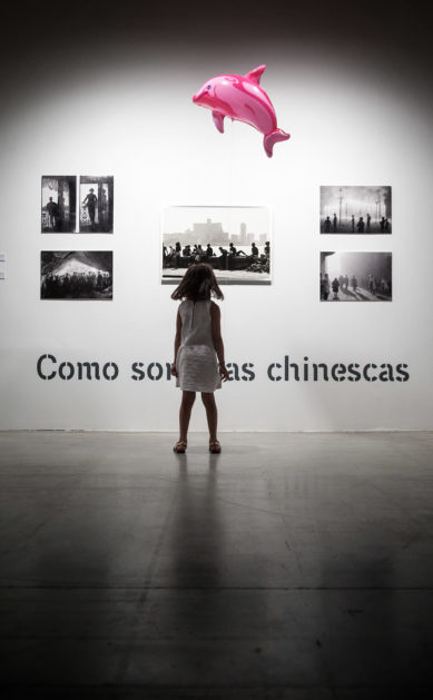 """Fotografía de la Exposición """"Oroimena"""" de Alberto Schommer en el Centro Cultural Montehermoso. Vitoria - Gasteiz. País Vasco"""
