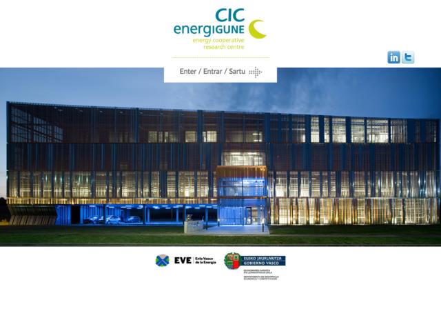 Panorámica de la Visita Virtual 360º a CIC Energigune