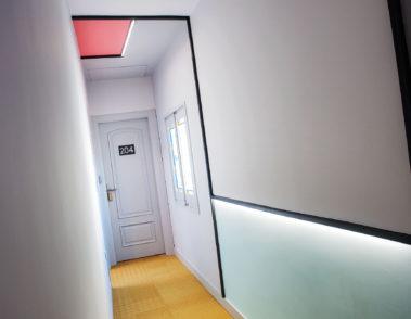 Fotografía de interiores, Hotel Hito, Vitoria-Gasteiz
