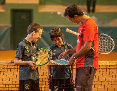 Clases de tenis. Peña Vitoriana - Tenis Club