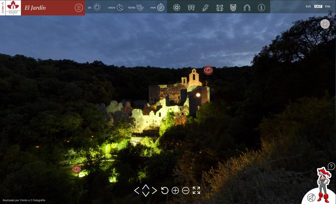 Visita Virtual al Jardín Botánico de Santa Catalina