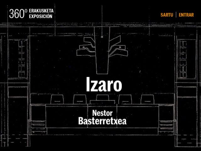 """Visita Virtual 360º - Exposición """"Izaro. Nestor Basterretxea"""""""