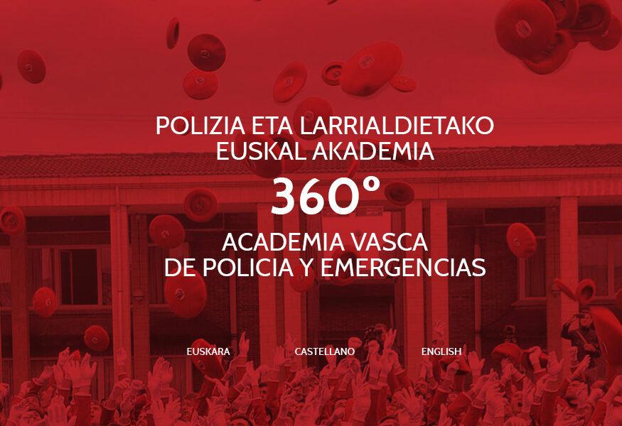 Visita Virtual 360º - Academia de Arkaute