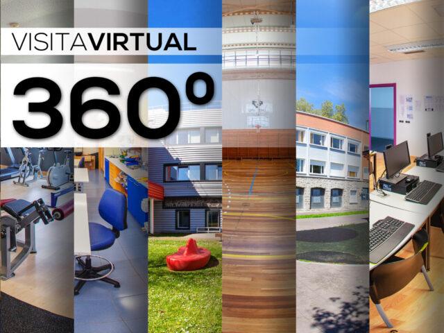 Visita Virtual 360º - Facultad de Educación y Deporte - UPV-EHU